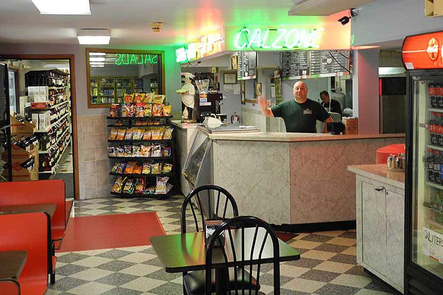 Liquor Store - Bar